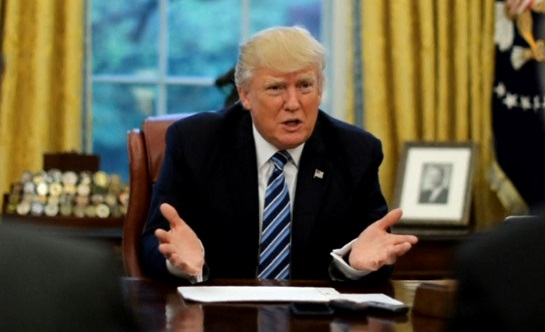 Tổng thống Trump trả lời phỏng vấn rộng rãi trước ngày làm việc thứ 100