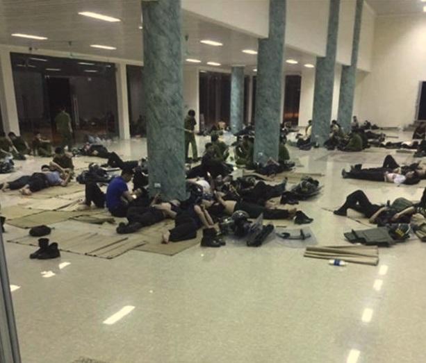 Tin mới cập nhật tình hình dân oan Mỹ Đức Hà Nội