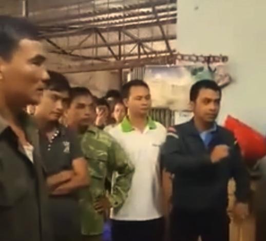 Công an Lào Cai chửi bới sách nhiễu linh mục và giáo dân dự Lễ Phục Sinh