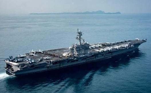 Bộ Trưởng Quốc Phòng Hoa Kỳ khẳng định tàu USS Carl Vinson đang trên đường tới bán đảo Triều Tiên