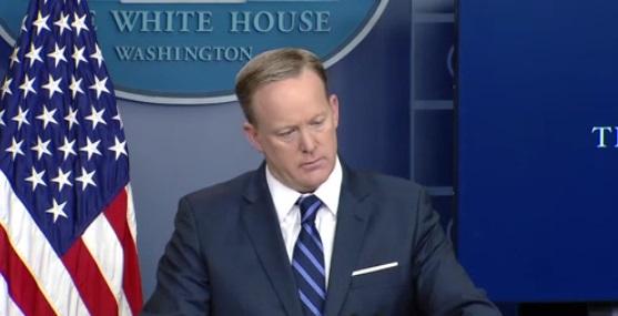 Phát ngôn viên Tòa Bạch Ốc Sean Spicer nói về chính sách mới với Syria