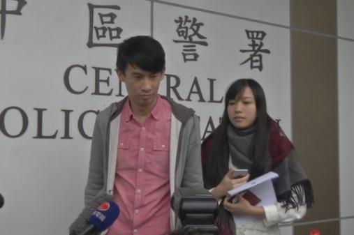 Hai nhà lập pháp trẻ Hong Kong bị bắt và truy tố