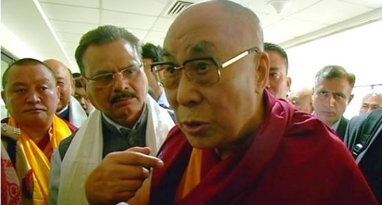 Đức Đạt Lai Lat Ma tới khu vực tranh chấp với Trung Cộng tại Ấn Độ
