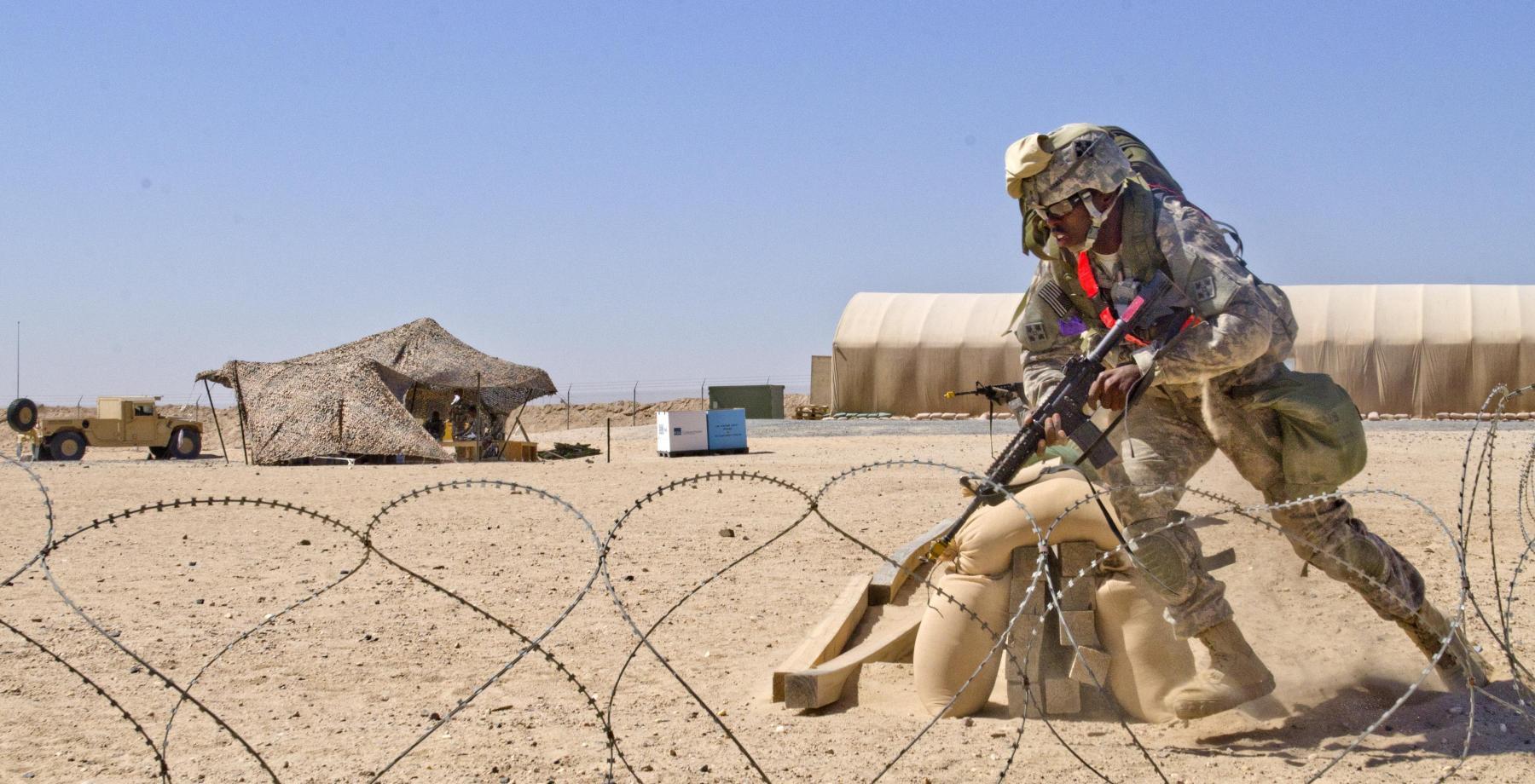 Bắt được nhóm nghi can ISIS lên kế hoạch tấn công binh sĩ Mỹ ở Kuwait