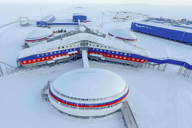 Nga tăng cường hoạt động quân sự tại Bắc Cực