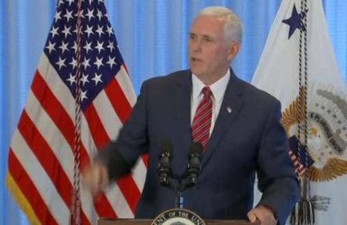 Phó tổng thống Mike Pence: sẽ tăng ngân sách quốc phòng