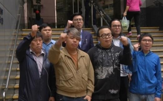 Hong Kong bắt giữ 9 nhà hoạt động dân chủ