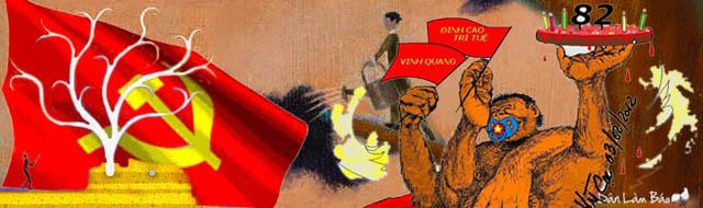 Ai chống đảng và đảng chống ai?