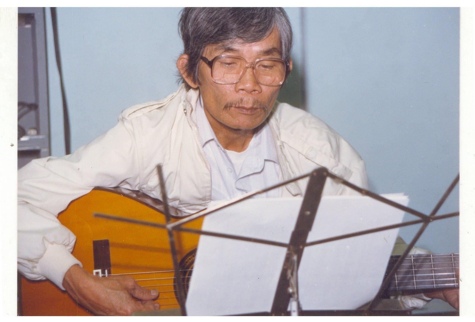 Tưởng nhớ nhạc sĩ Trầm Tử Thiêng