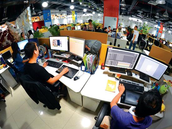 Sinh viên ngành thông tin Việt Nam thiếu kỹ năng làm việc