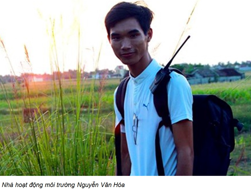 Công an Hà Tĩnh định chơi trò gì với vụ Nguyễn Văn Hóa?  (Minh Quân)