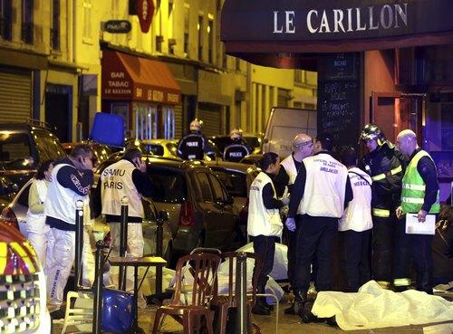 Nổ súng tại Paris, một cảnh sát thiệt mạng