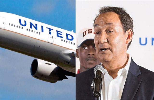 Bị khắp nơi phản đối, giá trị chứng khoán United Airlines giảm hơn 1 tỉ USD