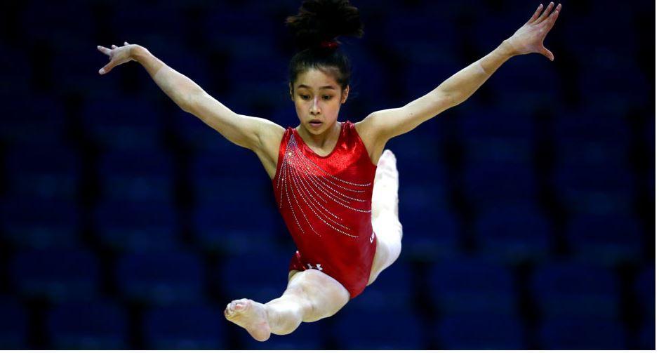 Cô gái Mỹ gốc Việt đoạt giải nhì toàn năng thể dục dụng cụ tại giải Cúp Thế Giới Luân Đôn