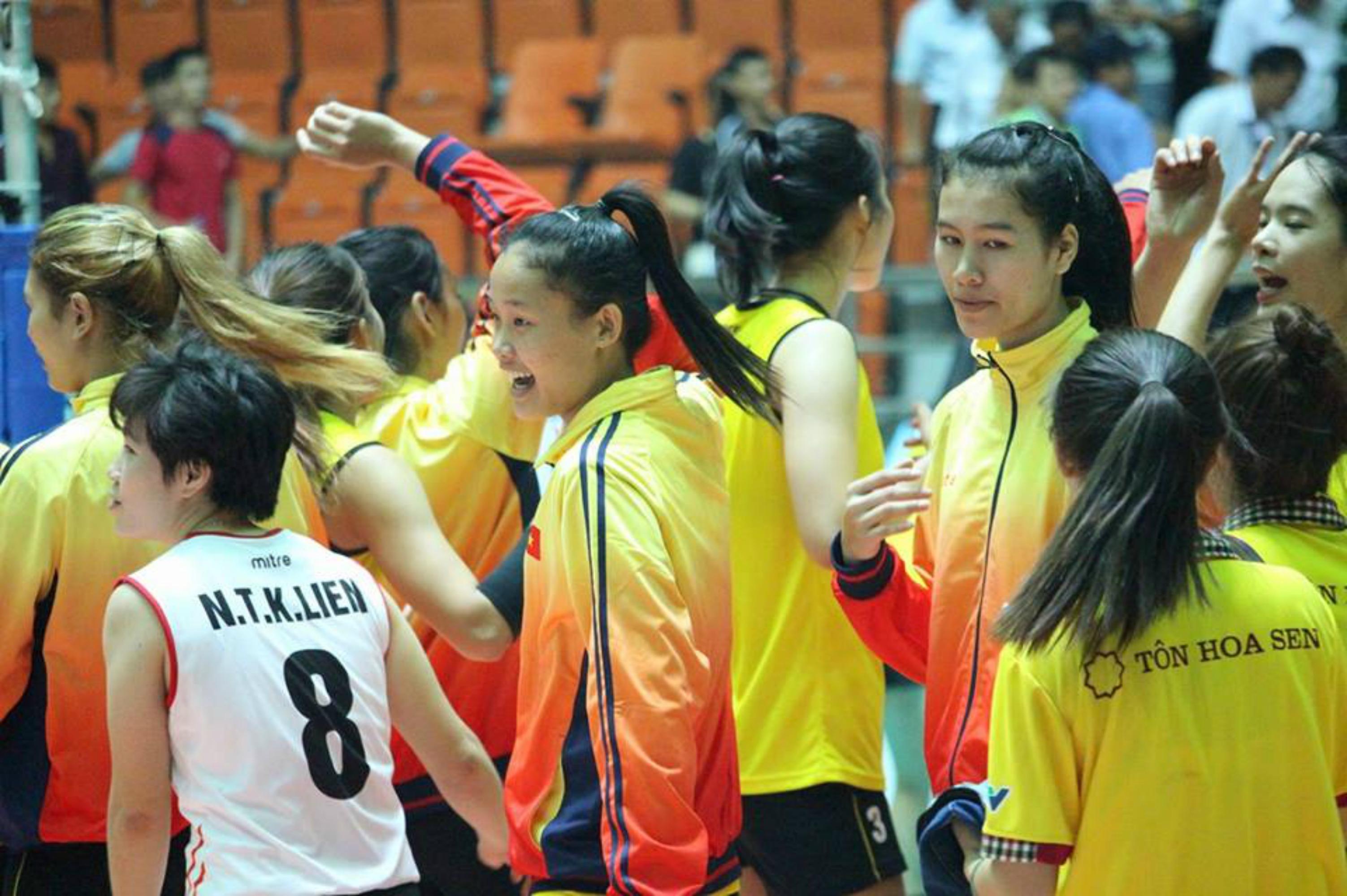 2/3 nữ tuyển thủ bóng chuyền tẩy chay đội tuyển quốc gia dự SEA Games