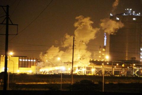 Nổ lớn ở nhà máy Formosa khi vừa mới vận hành được một ngày