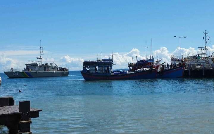 Các nước Thái Bình Dương bàn cách đối phó tàu cá bất hợp pháp từ Việt Nam