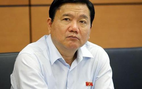 Ông Đinh La Thăng bị đẩy ra khỏi bộ chính trị