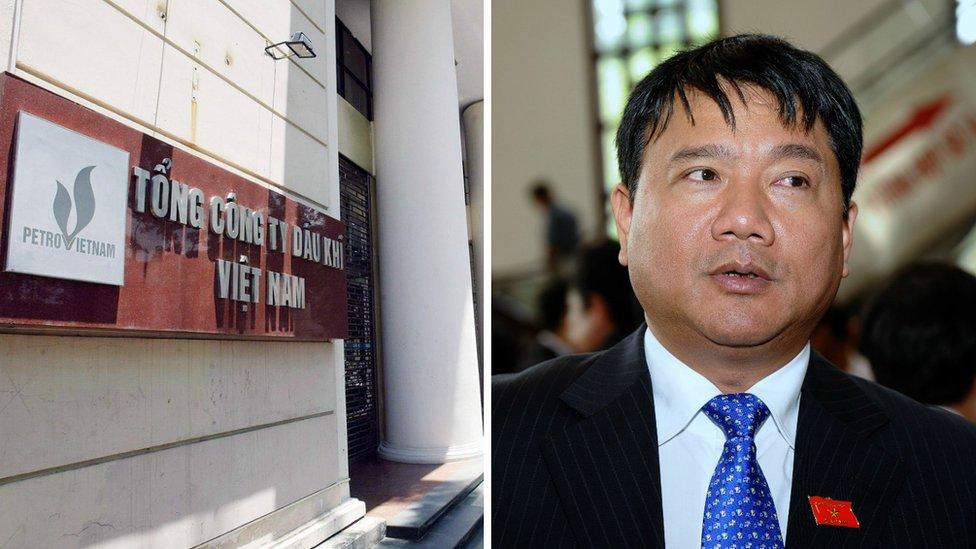 Financial Times tiết lộ quan hệ của Đinh La Thăng với ngân hàng đầu tư Morgan Stanley
