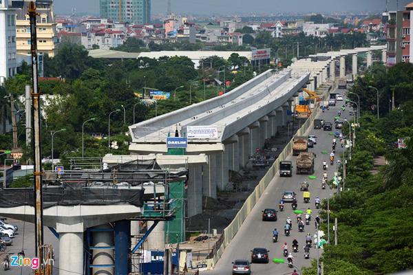Việt Nam vay Trung Cộng thêm 250 triệu mỹ kim cho dự án đường sắt Hà Nội