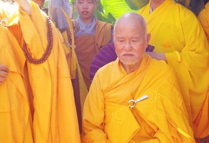 Công an Huế sách nhiễu Phật tử thuộc Giáo Hội Phật Giáo Việt Nam Thống Nhất