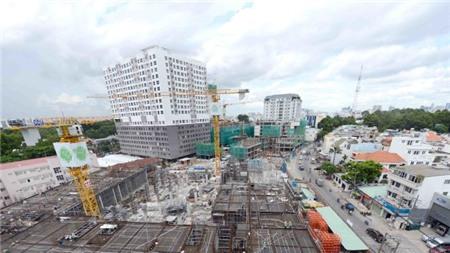 """Hiệp hội bất động sản ở Sài Gòn xin tiếp tục cho xây nhà trên """"đất vàng"""" bị thanh tra"""
