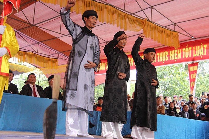 Lễ hội thề 'Không Lấy Của Công Làm Của Tư' trở thành di sản quốc gia