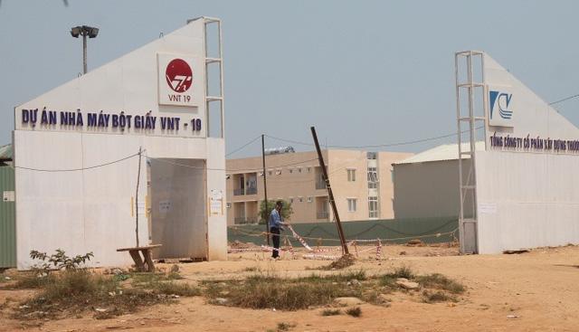 Quảng Ngãi đòi nhà máy bột giấy lấy ý kiến dân về vị trí xả chất thải