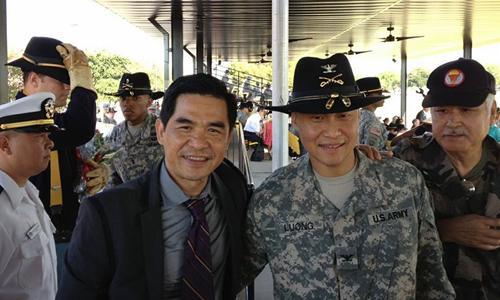 Chuẩn Tướng Lương Xuân Việt lên Thiếu Tướng