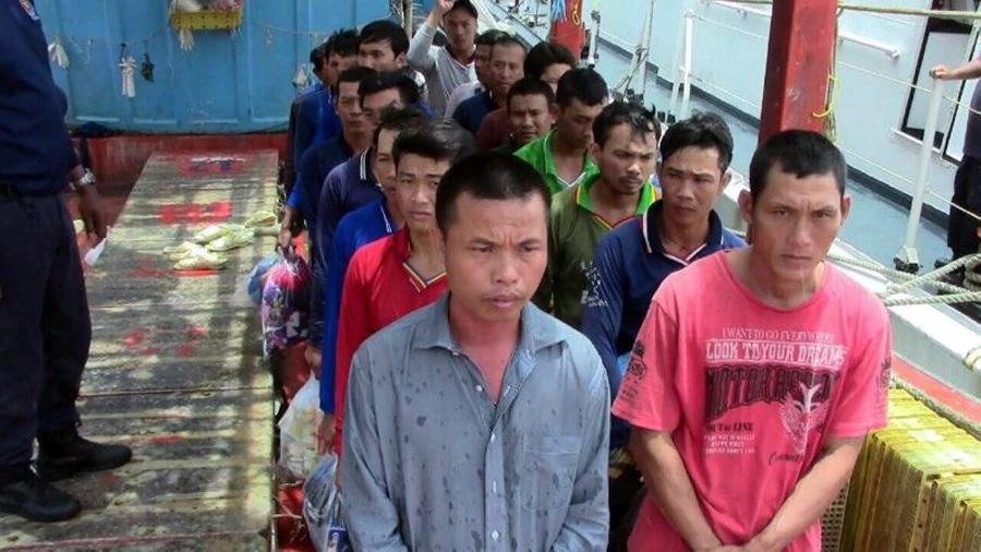 Việt Nam tìm cách ngăn ngư dân đánh cá trong vùng biển nước khác