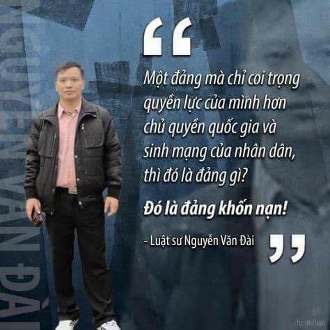 Luật sư Nguyễn Văn Đài đang tuyệt thực trong tù?