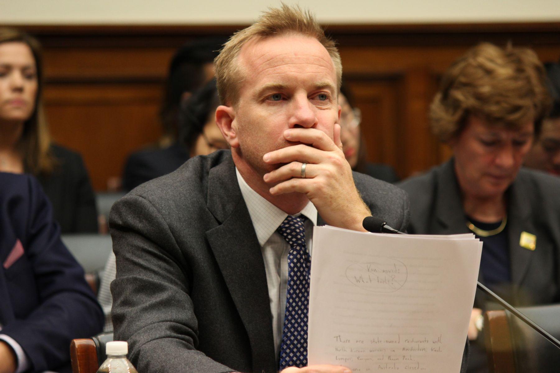 Human Rights Watch kêu gọi Quốc Hội Hoa Kỳ gửi thông điệp về nhân quyền cho bộ chính trị CSVN