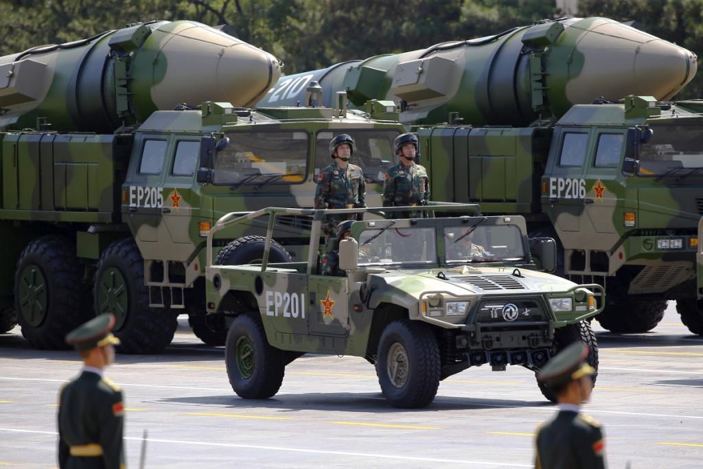 Trung Cộng bắn thử hỏa tiễn nhằm đáp trả hệ thống THAAD của Nam Hàn
