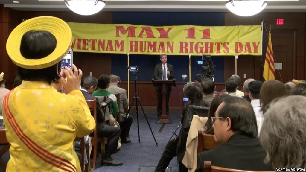 Chính phủ Hoa Kỳ sẽ tiếp tục gây áp lực với CSVN về nhân quyền