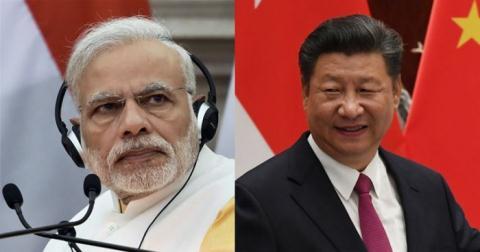 Ấn Độ không hoan nghênh sáng kiến Một Vành Đai, Một Con Đường