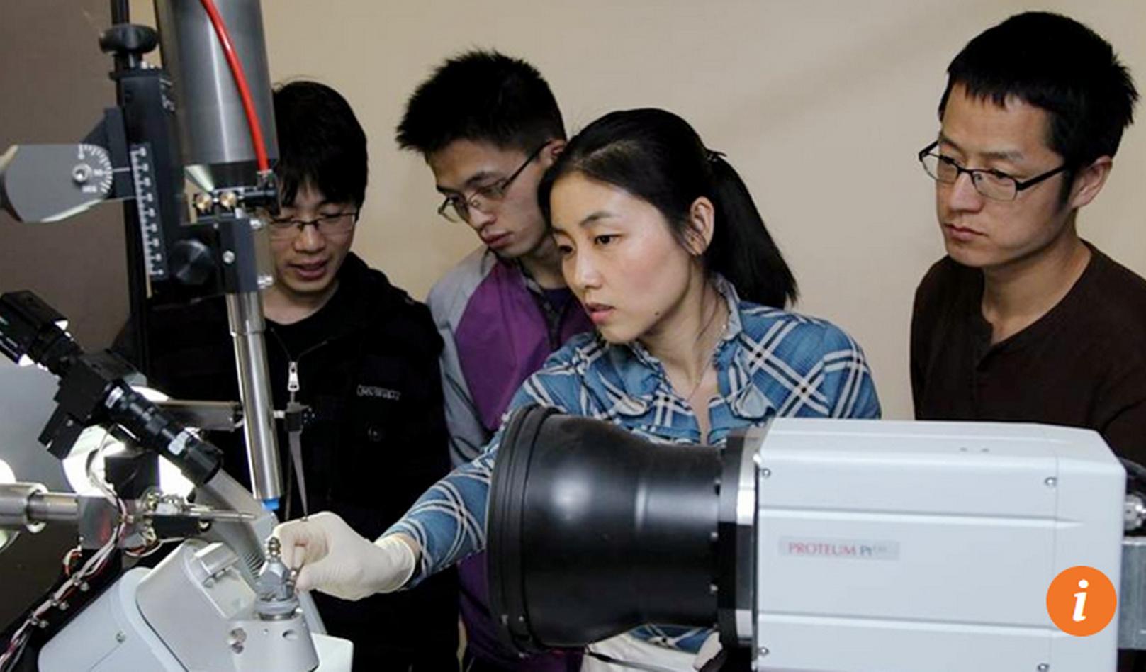 Nhà khoa học hàng đầu Trung Cộng bỏ sang Hoa Kỳ làm việc do không được tài trợ nghiên cứu