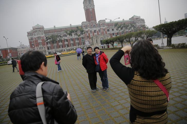 Lượng du khách Trung Cộng đến Đài Loan giảm mạnh vì mâu thuẫn chính trị