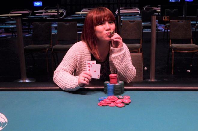 Cô thợ nails Vanessa Trương vô địch xì phé vòng 10 giải World Series Of Poker Circuit