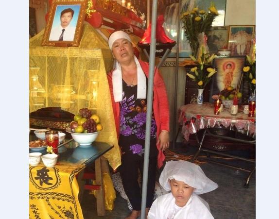 Gia đình ông Nguyễn Hữu Tấn yêu cầu chính quyền CSVN minh oan