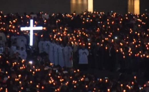 Đức Giáo Hoàng tổ chức cầu nguyện tại Fatima