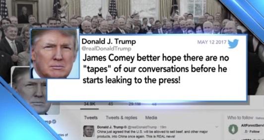 Tổng thống Trump cân nhắc việc hủy các cuộc họp báo hàng ngày của Tòa Bạch Ốc