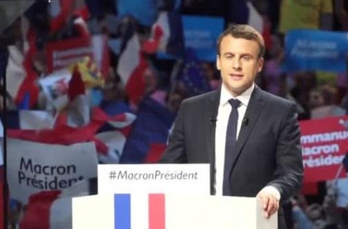 Macron chọn Philippe làm thủ tướng, thực hiện thay đổi chính trường truyền thống