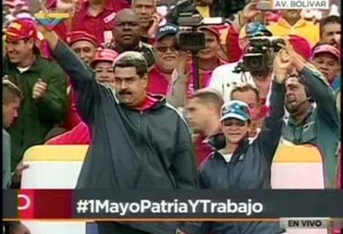 Maduro đề nghị tổ chức bầu lại quốc hội, soạn thảo hiến pháp mới
