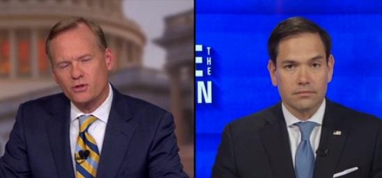 Nghị sĩ Cộng Hòa Rubio: người dân Mỹ đang nhận những gì mà họ đã bầu chọn