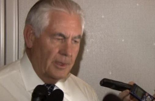"""Ngoại trưởng Rex Tillerson: tổng thống Trump sẽ rất """"cứng rắn"""" với đồng minh NATO"""
