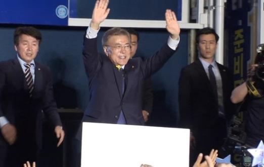 Tân tổng thống Nam Hàn Moon Jae In chủ trương thân thiện hơn với Bắc Hàn và độc lập hơn với Hoa Kỳ