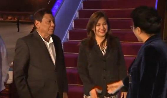 Tổng Thống Philippines muốn cùng chia sẻ tài nguyên trên Biển Đông với Trung Cộng và Việt Nam