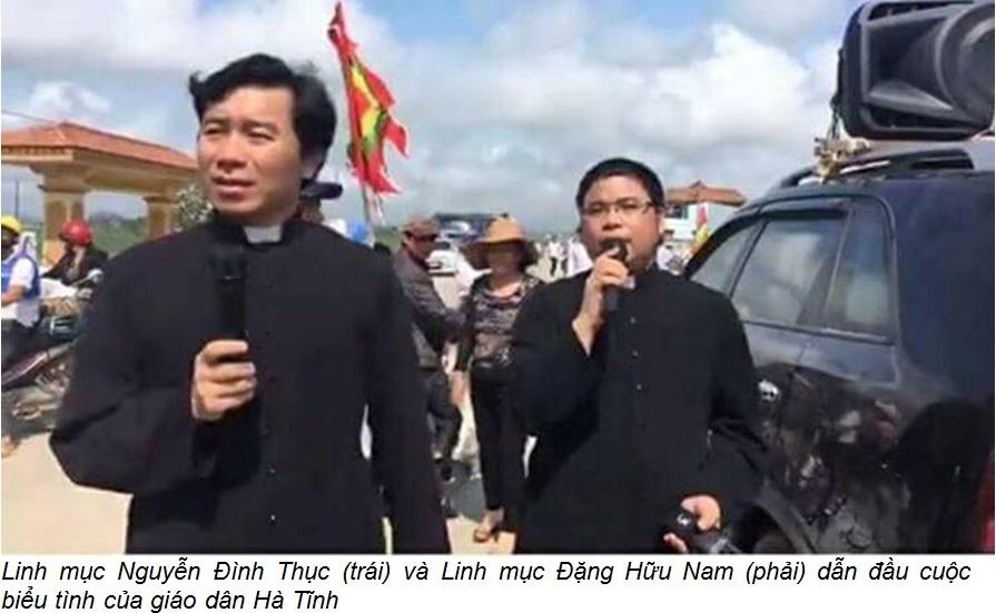 Nếu linh mục Đặng Hữu Nam bị bắt? (Quang Nguyên)