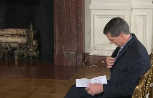 Flynn từng được Nga coi là người thân cận để gây ảnh hưởng với tổng thống Trump
