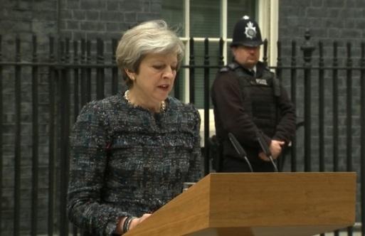 Thủ Tướng Anh cáo buộc Liên Âu đang tìm cách gây ảnh hưởng đến kết quả bầu cử tại Anh Quốc